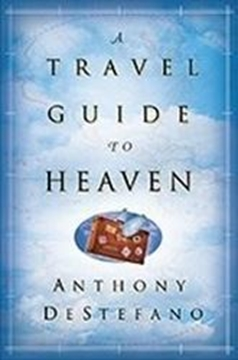 Picture of A Travel Guide to Heaven hard cover book (large print)