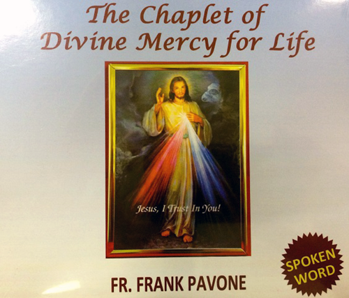 Picture of The Chaplet of Divine Mercy for Life