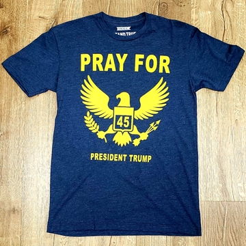 """Picture of """"Pray for 45"""" President Trump"""