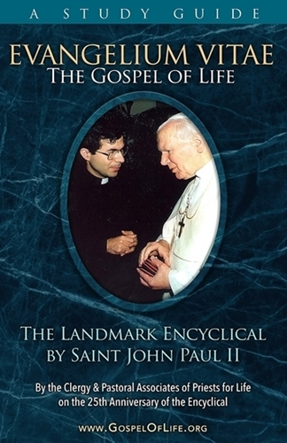 Picture of 25th Anniversary Edition Study Guide of Evangelium Vitae- The Gospel of Life