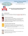 Picture of Free Voting Responsible flier