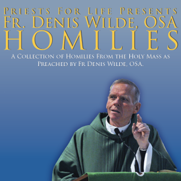 Picture for category Fr. Denis Wilde, OSA EWTN Homilies