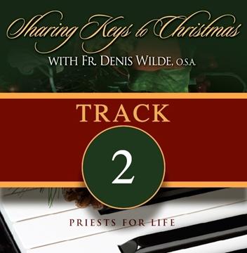Sharing Keys To Christmas Track 2