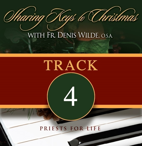 Sharing Keys To Christmas Track 4