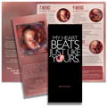 Picture of My Heart Beats Just Like Yours brochure