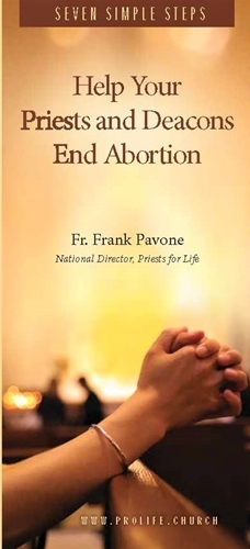 Picture of Help Your Priests and Deacons End Abortion