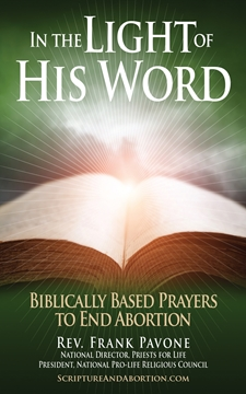Picture of In the Light of his Word - Biblically Based Prayers to End Abortion by: Fr. Frank Pavone